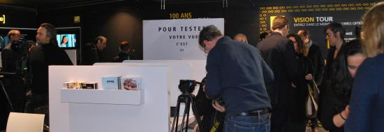 Pour sensibiliser les Français à la santé visuelle