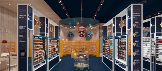 Optique Leclerc prévoit l'ouverture de 200 magasins d'ici 2020