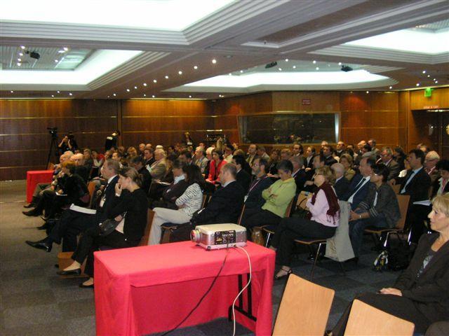 Plus de 200 participants ont assisté aux 8ème rencontres du Gifo :