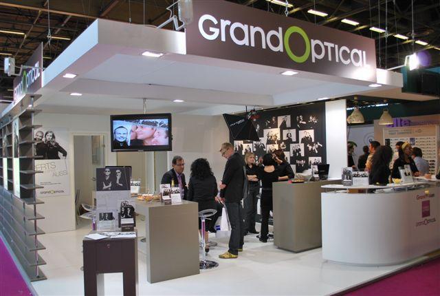 Stand GrandOptical