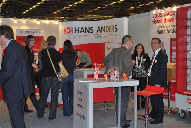 Stand Hans Anders