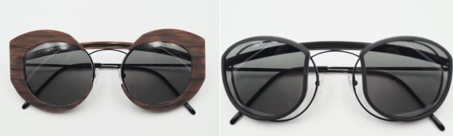 Projet « Shades On » : Johann Rifaat (LISAA), Ianis Dobrev (ESADSE) et Solène Minjean (Ecole Boulle) – prototypé par l'entreprise Marius Morel
