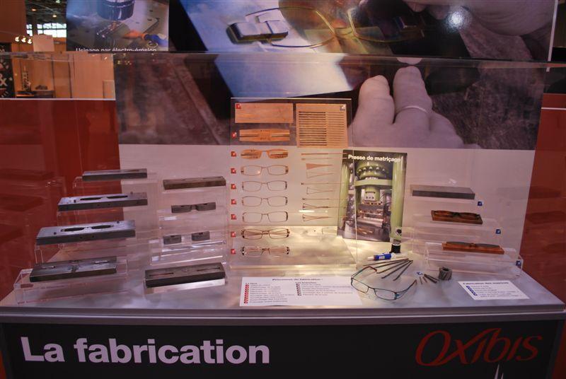 Les étapes de la fabrication par Oxibis