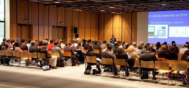 Conférence Silmo Academy 2010