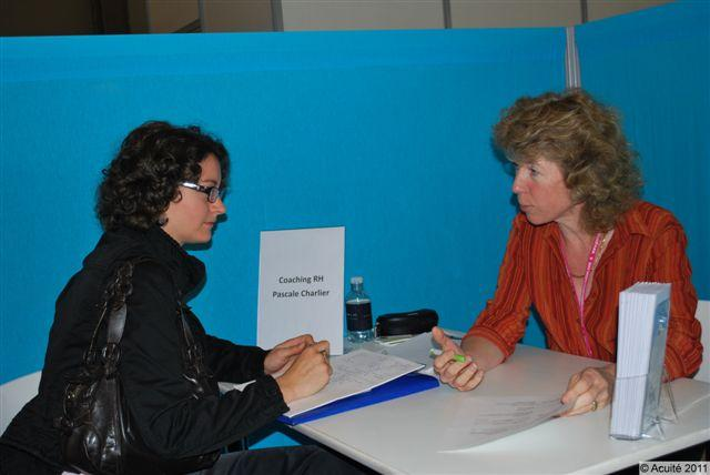 Coaching RH avec Pascale Charlier