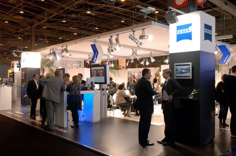 Stand Carl Zeiss Vision