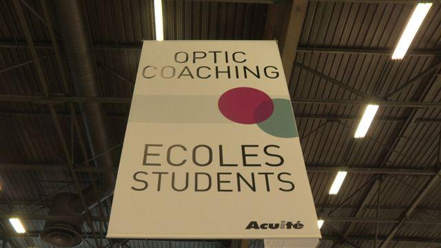 Stand de l'Optic Coaching