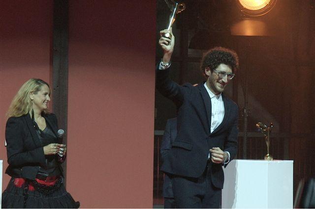 Jérémy Tarian avec le produit « Saintonge » Catégorie Lunette Solaire