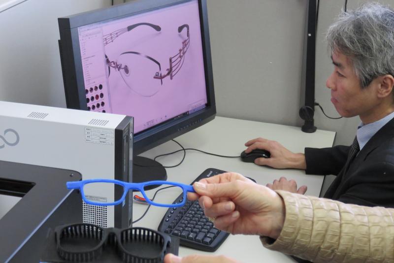 Création d'un prototype avec une imprimante 3D