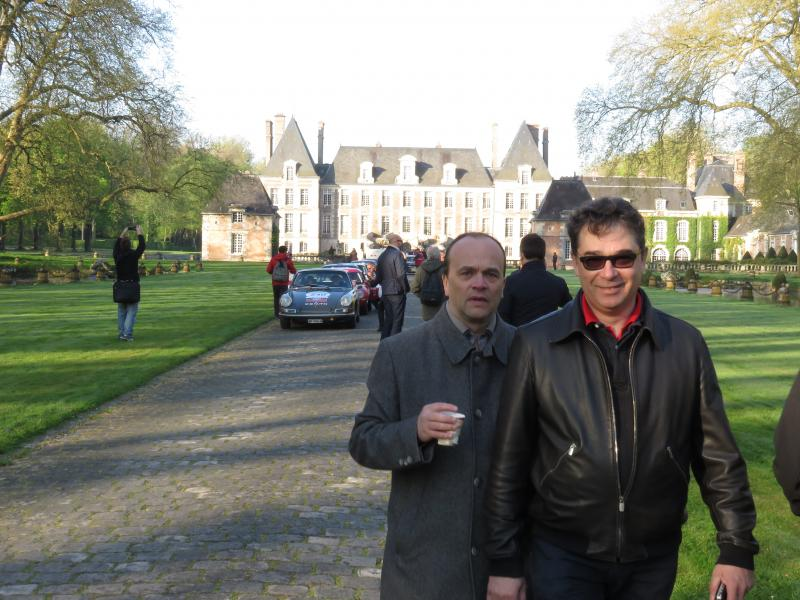 Jérôme Fleury, délégué Paris Est chez L'Amy et Philippe Roche, opticien à Issy-les-Moulineaux