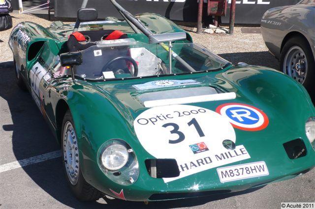 Superbe Elva MK VII de 1964