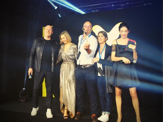 Voxiweb est lauréat dans la catégorie « basse vision » avec « VoxiOne »