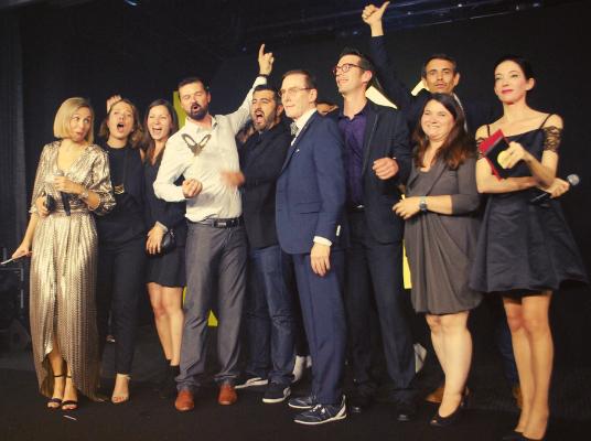Novacel est lauréat dans la catégorie « Vision » (verres) avec « Variovid Volterra »