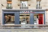Le nouveau concept Lissac a d'abord été testé sur le magasin de la rue Vaugirard à Paris. Il sera déployé progressivement sur les 215 points de vente de l'enseigne en 2015.