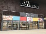 Les P'tits Opticiens, nouveau concept de 800m2, a ouvert en décembre 2016 dans la zone d'activité commerciale de Chasse-sur-Rhône (38).