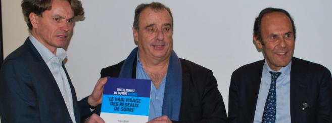 Réseaux de soins : Frédéric Bizard prépare sa rencontre avec les présidentiables de 2017