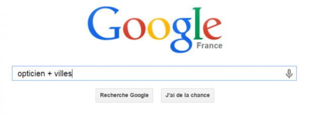 Observatoire E-Optique : « opticien + villes », quelles sont les recherches les plus dynamiques sur Google ?