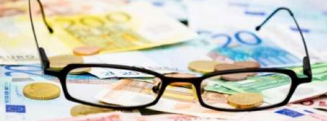 Les lunettes ne sont pas plus chères en France qu'ailleurs en Europe... et en voici la preuve !