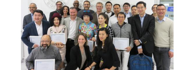Quand les opticiens chinois rencontrent les acteurs du marché français