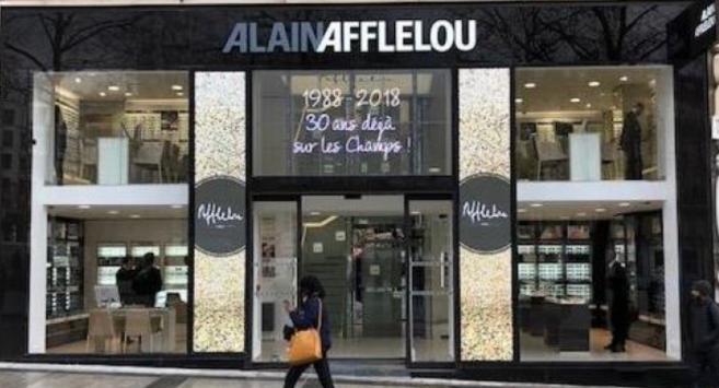 Afflelou Champs Elysées