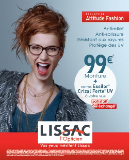 Attitude Fashion, la nouvelle collection mode de Lissac   le spot sur  Acuité !   Acuité 367f76d3403f