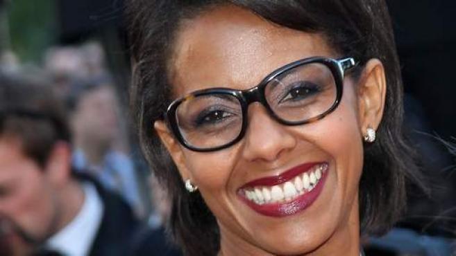 Les lunettes d Audrey Pulvar continuent à faire débat   Acuité ebe0d086ac90