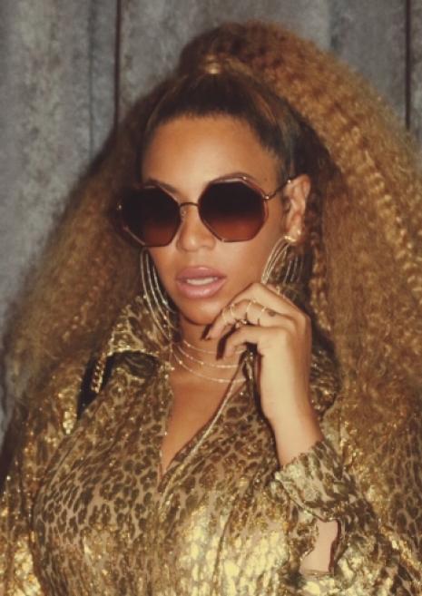 Beyoncé craque pour les solaires Chloé Poppy   Acuité ff758073cdf5