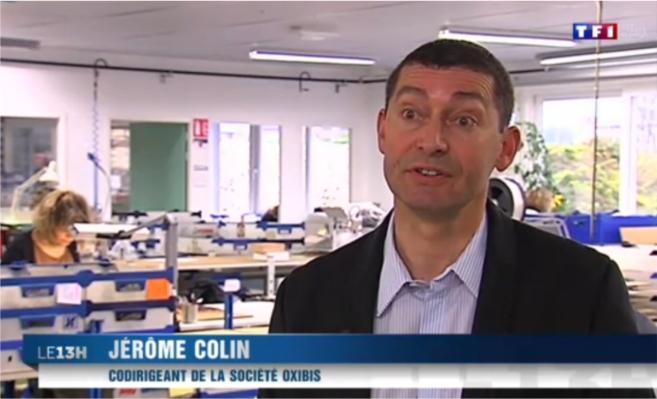 Plafonnement des remboursements  Oxibis et Morel au JT de 13h sur TF1  défendent la profession 070e64f0f038