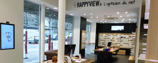b30a5c810bd0e Le site Happyview ouvre son premier magasin physique et développe un  concept unique