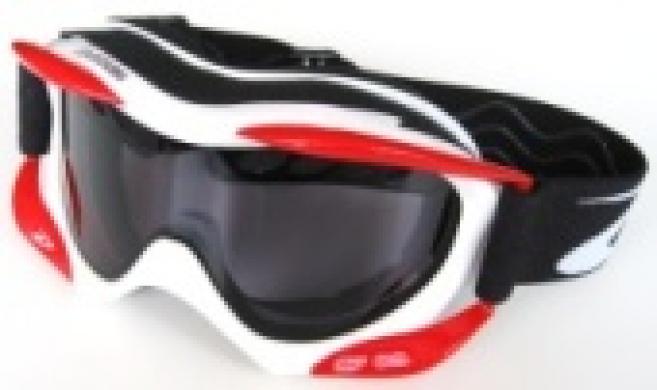 Un masque de ski Demetz en série limitée pour la promo 2007 - 2009 du lycée 09bccd6f2f3c