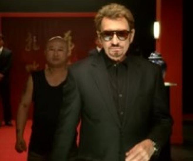 Johnny revient à la TV pour Optic 2000 et ses  Prix Défi    Acuité 9f5deb65d66f