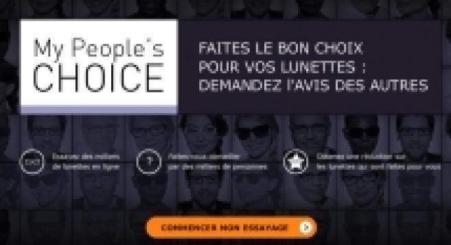 Le site Optic2000.com mise sur la « recommandation sociale » avec « My  People s 7c9621952cda