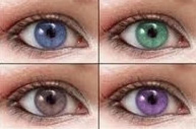 La vente de lentilles planes de couleur sera prochainement réservée aux  opticiens 0bab5ef7d191