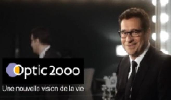 Optic 2000 revisite l offre 2ème paire avec Laurent Gerra comme égérie. Le  film sur Acuité !   Acuité 1998e40d9757