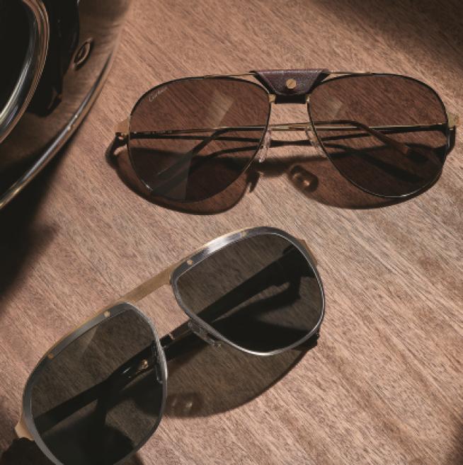 7538a40ffa Le partenariat Kering Eyewear et Cartier se concrétise avec une première  collection   Acuité