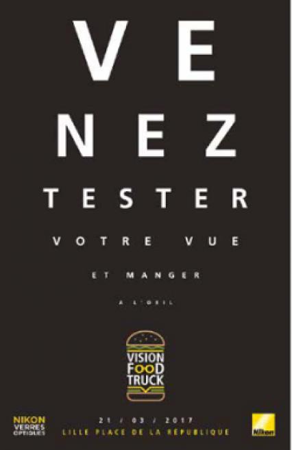 10c8941f3fe966 Nikon Vision Tour   un tour de France pour sensibiliser les Français à la  santé visuelle   Acuité