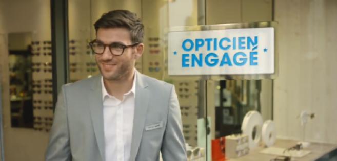 Le dispositif « Opticien Engagé » d Essilor au cœur d une nouvelle campagne  nationale   Acuité 4dcd48a35788