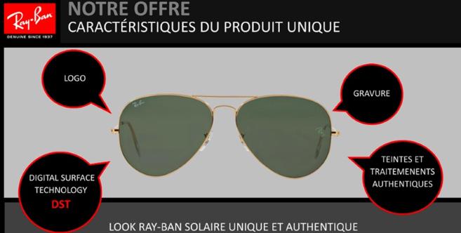 Ray-Ban   l offre M+V disponible en avant-première chez Eyeshow ... 1b505b870498