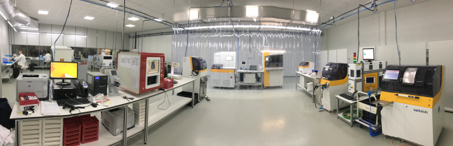 31ae9b72032921 Shamir lance une unité de production avec un service de livraison de verres  en 4 heures