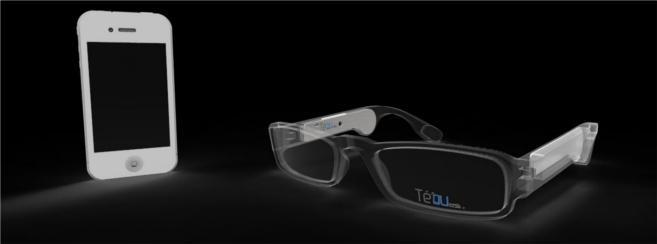 b6f8eb1eb3001e Atol dévoile « Téou », les lunettes connectées qui ne se perdent plus !
