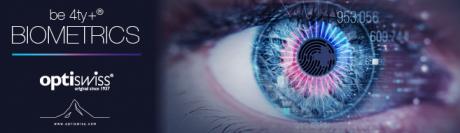 Be 4ty+ Biometrics : un verre spécialement modélisé pour chaque œil, le nouveau concept complet signé Optiswiss