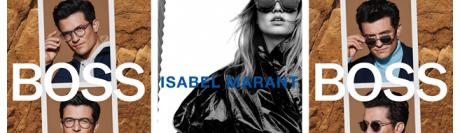De l'allure et du caractère : la promesse d'un hiver stylé par Safilo, avec Boss Eyewear et Isabel Marant