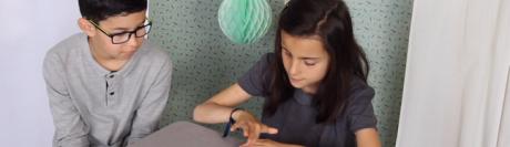 L'application «L'École de magie d'Elentil» est adaptée aux enfants malvoyants