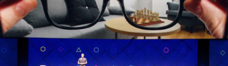 Facebook s'associe à Luxottica pour créer des lunettes de réalité augmentée