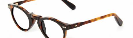 Système de rotation breveté des branches pour protéger les verres des lunettes