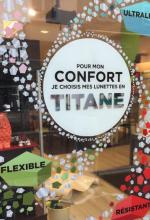 Le confort du titane objet de la nouvelle campagne vitrine de Charmant