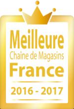 Qui est la « Meilleure Chaîne de Magasins » d'optique 2016/2017 ?