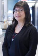 May Griffith, chercheuse au Centre de recherche de l'Hôpital Maisonneuve-Rosemont (HMR) de Montréal