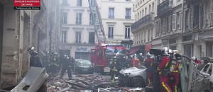 explosion Paris IXe arrondissement