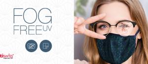 Fini la buée avec FogFree UV, le nouveau système intelligent d'Optiswiss